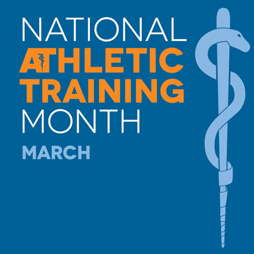 National Athletic Training Month Nata