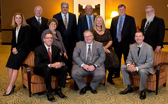NATA Board of Directors group photo