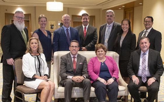 NATA Board of Directors group photo