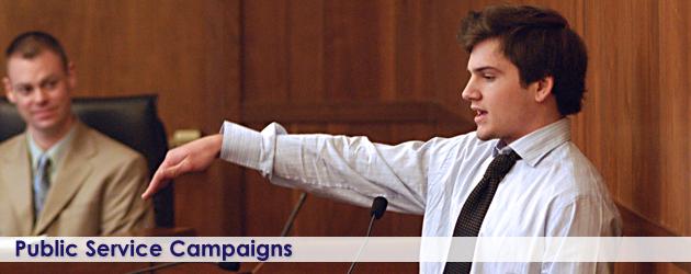 Public Service Campaigns