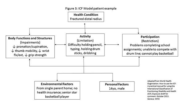 icf model a framework for athletic training practice nata. Black Bedroom Furniture Sets. Home Design Ideas