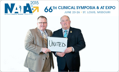 Follow the Action at NATA 2015