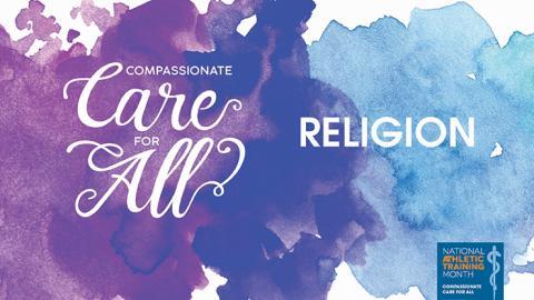 cultural competence, compassionate care, religion